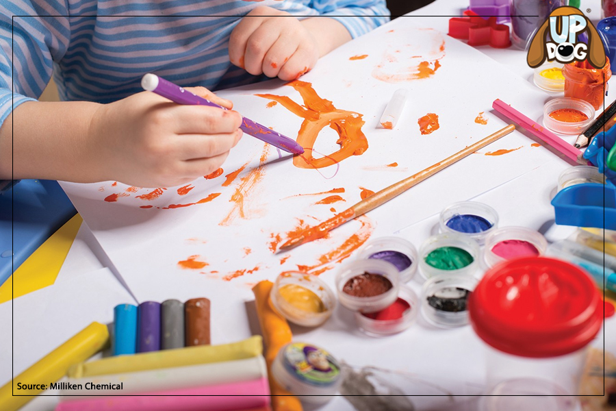 Five Reasons Why Art is Important for your Kids